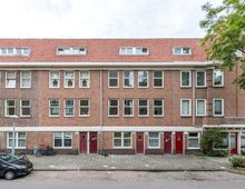 Appartement Davisstraat in Amsterdam