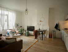 Appartement Zoutmanstraat in Den Haag