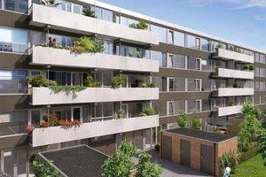 For rent: Apartment Utrecht Monnetlaan