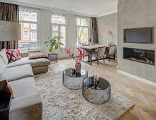 Apartment Cornelis Schuytstraat in Amsterdam