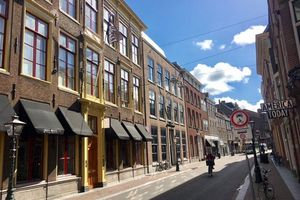 For rent: Studio Leiden Breestraat