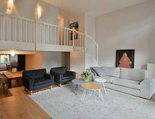 Appartement Brouwersgracht in Amsterdam