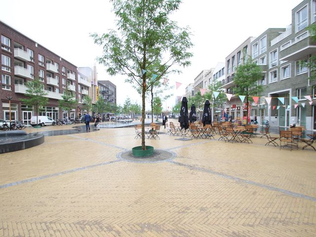 For rent: Apartment Utrecht Dublinstraat