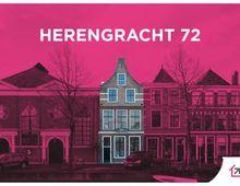 Apartment Herengracht in Leiden