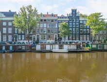 Appartement Nieuwe Keizersgracht in Amsterdam