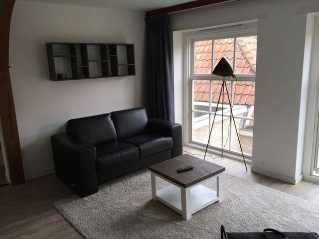 For rent: Apartment Middelburg Vlasmarkt