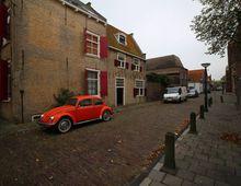 House Kerkplein in Maassluis