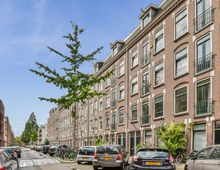 Appartement Borgerstraat in Amsterdam