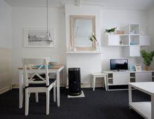 Apartment Oranjekade in Haarlem