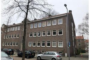 For rent: Apartment Rotterdam Carel van Nieveltstraat