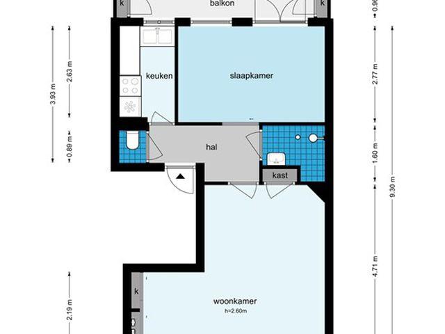 Te huur: Appartement Amsterdam Magalhaensstraat