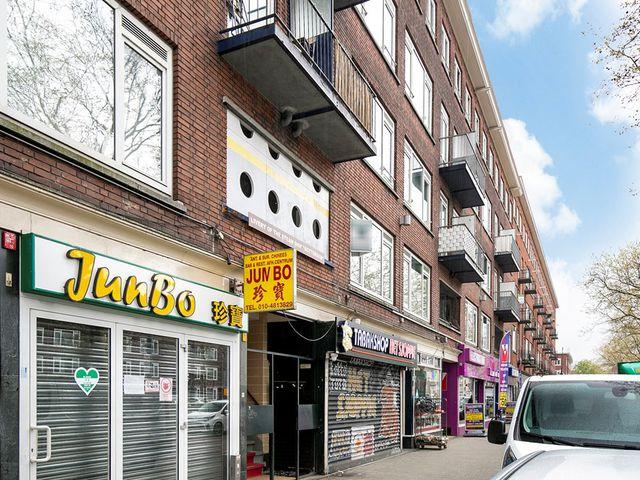 Te huur: Appartement Rotterdam Pleinweg
