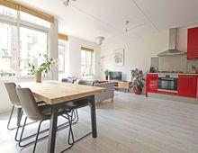 Apartment Goudsbloemstraat in Amsterdam