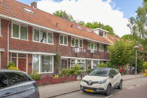 For rent: House Utrecht Cartesiusweg