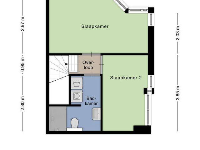 Te huur: Appartement Den Bosch Barbaraplaats