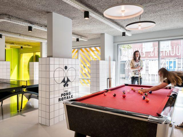 Te huur: Studio Den Haag Hoefkade