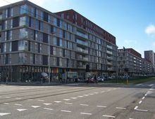 Appartement Jan Smitstraat in Amsterdam