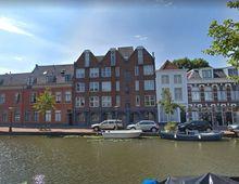 Appartement Nieuwe Mare in Leiden