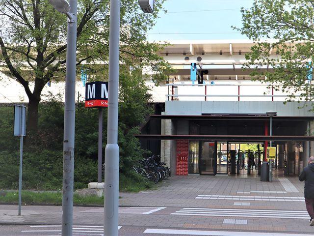 Te huur: Studio Amsterdam Welnastraat
