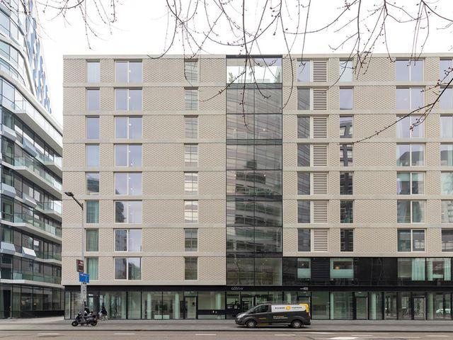 Te huur: Studio Amsterdam Gustav Mahlerlaan