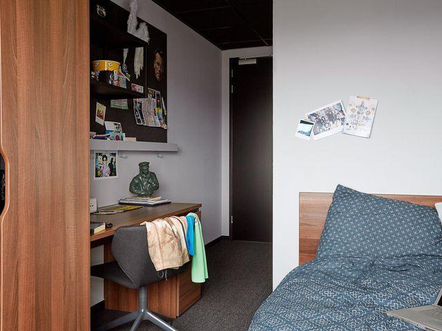 For rent: Room Amsterdam Wibautstraat