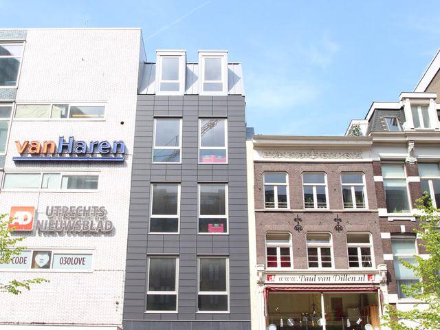 For rent: Apartment Utrecht Willemstraat