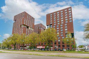 For rent: Apartment Utrecht Europaplein