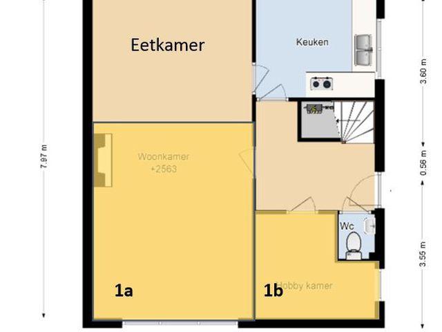 Te huur: Kamer Amsterdam Osdorperweg