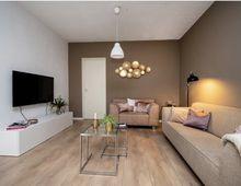 Appartement Dirck Hoffstraat in Rotterdam