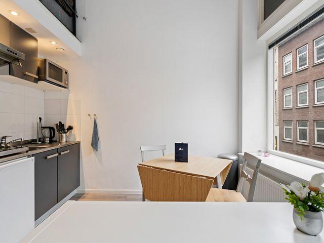 For rent: Studio Rotterdam Mauritsstraat