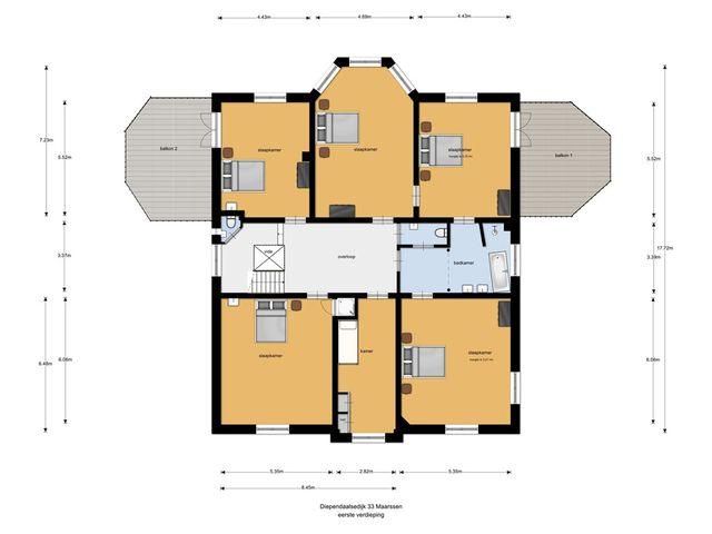 Te huur: Appartement Maarssen Diependaalsedijk