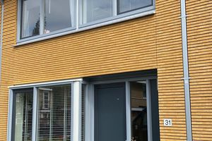 For rent: House Utrecht Mies Bouhuysstraat