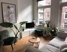 Appartement Kanaalstraat in Amsterdam