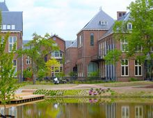 Apartment Van Rijsselpad in Leiden