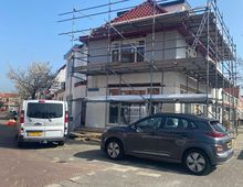 Apartment Le Mairestraat in IJmuiden