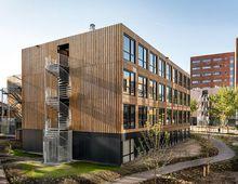 Appartement Barajasweg in Amsterdam