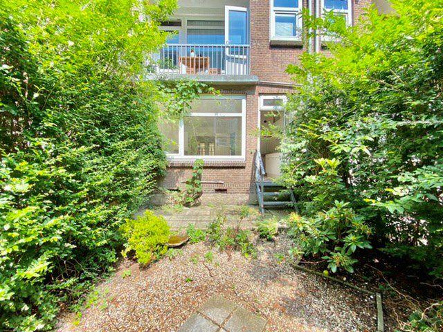 For rent: Apartment Rotterdam Borgesiusstraat