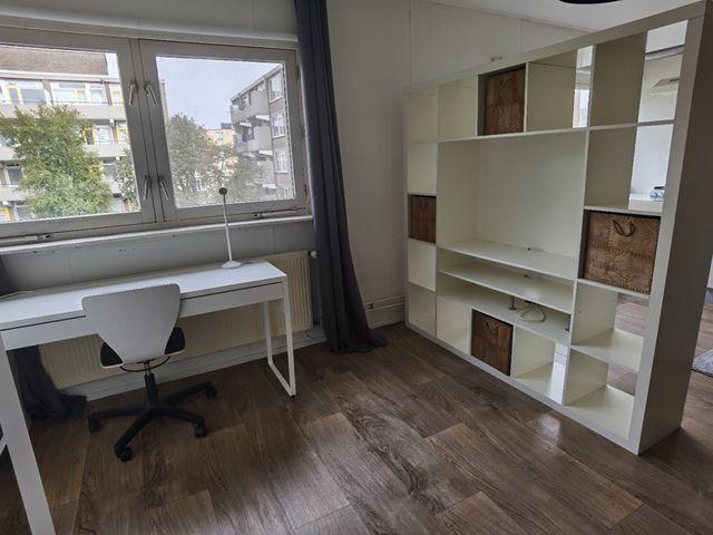 For rent: Studio Utrecht Van Vollenhovenlaan