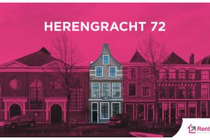 For rent: Apartment Leiden Herengracht