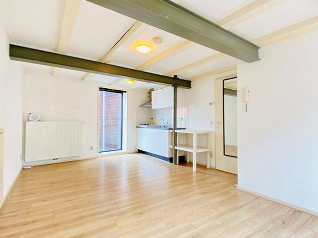 For rent: Studio Delft Kromstraat