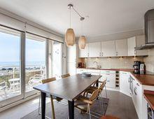 Apartment de Ruyterstraat in Zandvoort