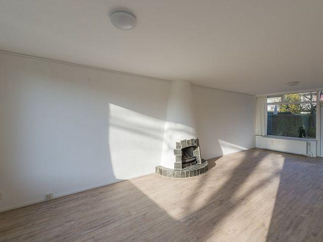 For rent: House Rotterdam Mozartlaan