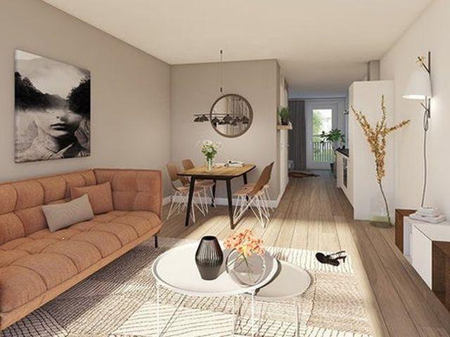 Te huur: Appartement Amsterdam Eef Kamerbeekstraat