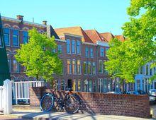 Appartement Utrechtse Veer in Leiden