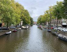 Appartement Nieuwe Prinsengracht in Amsterdam