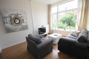 For rent: Apartment Den Haag Van Slingelandtstraat