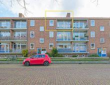 Apartment H.A. Lorentzstraat in Den Helder