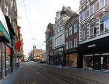 Appartement Leidsestraat in Amsterdam