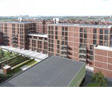 Apartment Amstelvlietstraat in Amsterdam