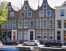 Appartement Herengracht in Leiden